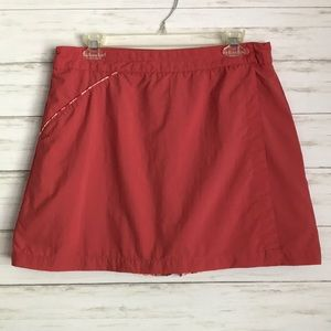 COLUMBIA 2-piece shorts with skirt